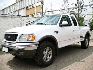 2002 Ford F-150 Towing Capacity
