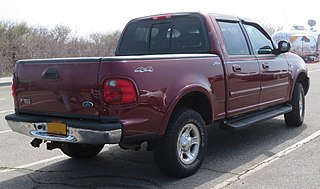 2003 Ford F-150 Towing Capacity