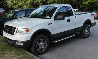 2004 Ford F-150 Towing Capacity
