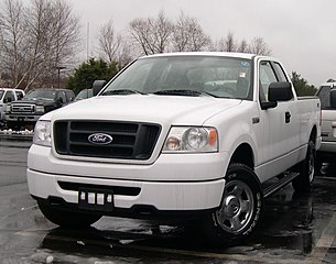2006 Ford F-150 Towing Capacity
