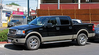 2008 Ford F150 Towing Capacity