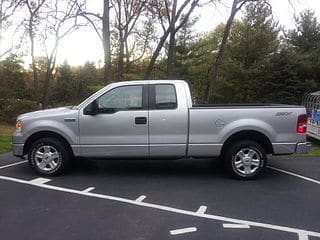 2005 Ford F150 Towing Capacity