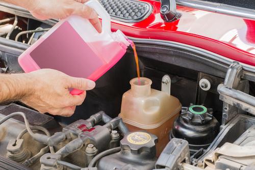 DOT5.1 Brake Fluid Color