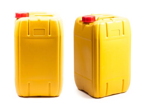 what color is diesel fuel