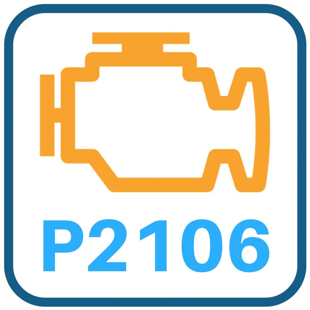 P2106 Meaning