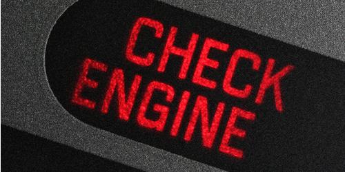 Check Engine Bad Knock Sensor