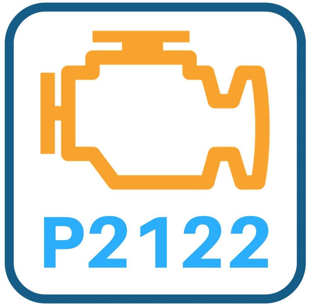 P2122 Definition