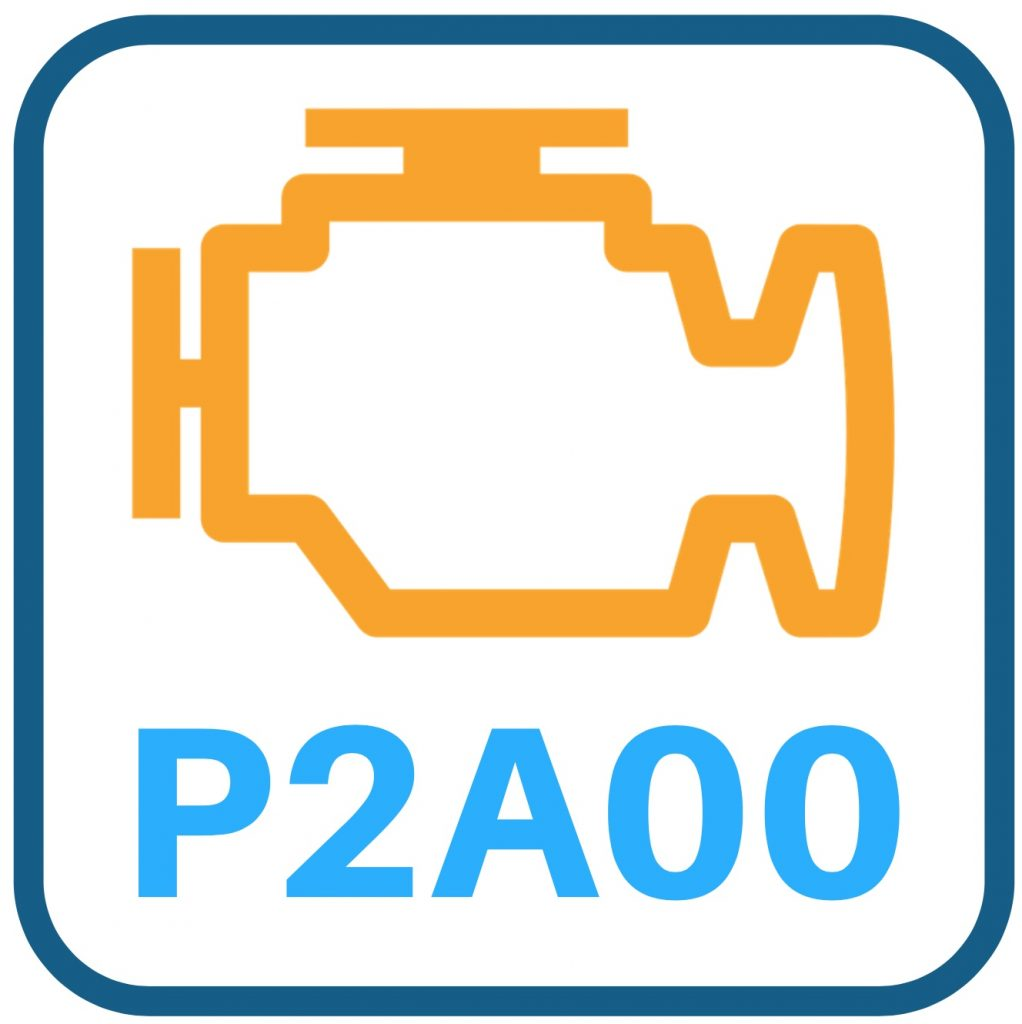 P2A00 Meaning Mazda 2