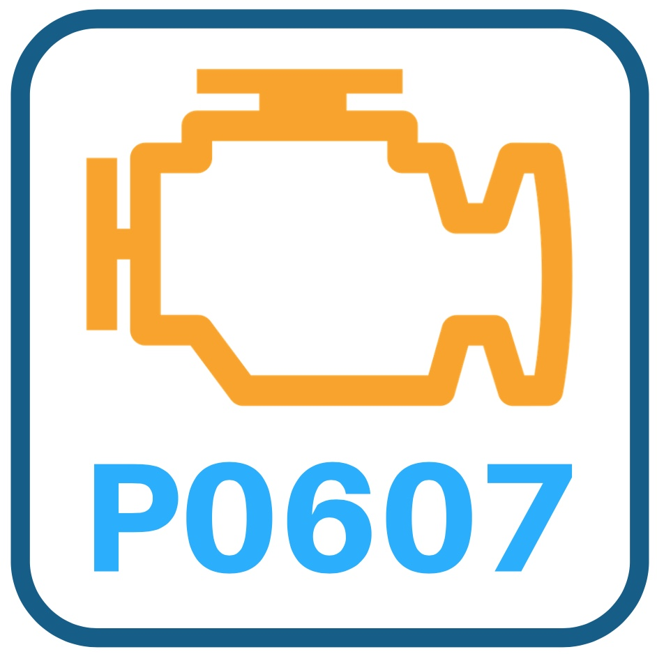 Buick Enclave P0607 Meaning