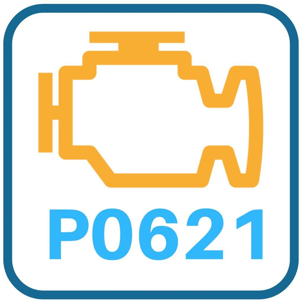 P0621 Symptoms