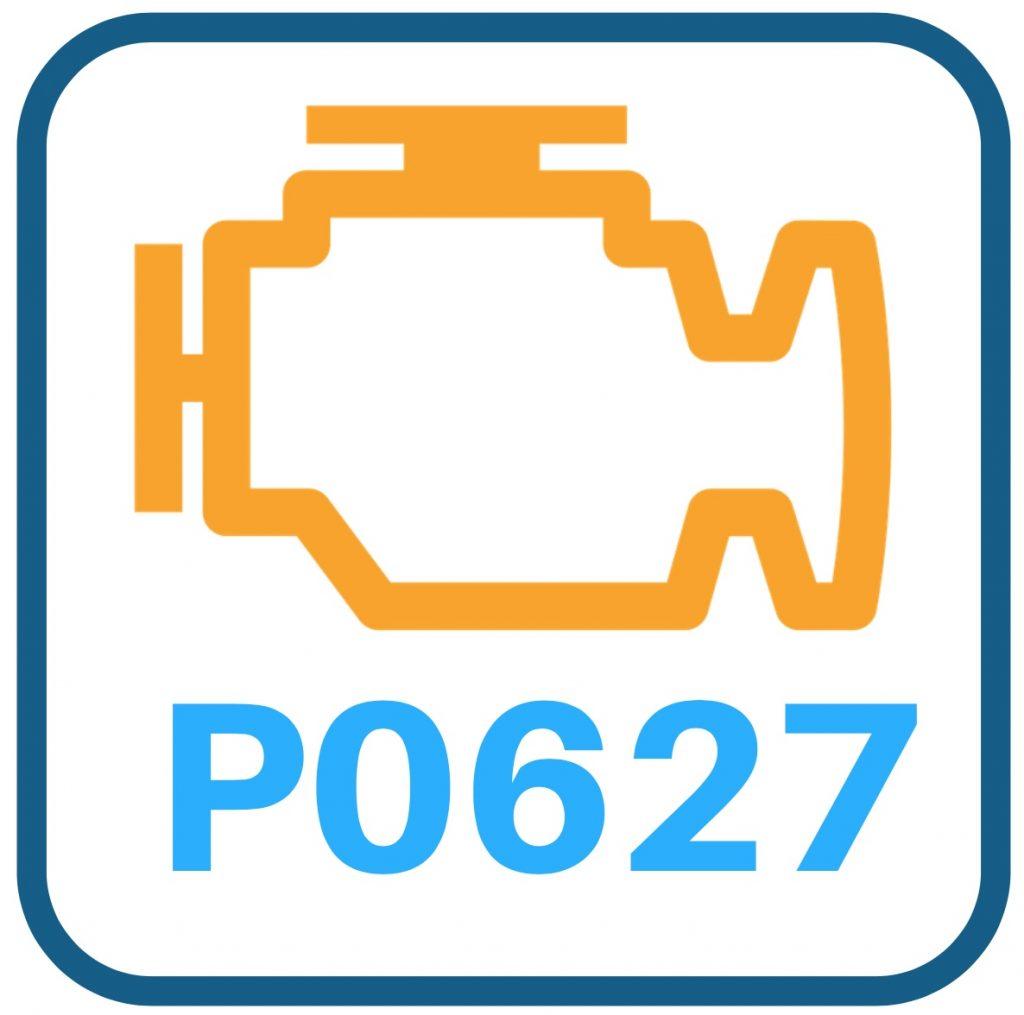 P0627 Check Engine Diagnosis